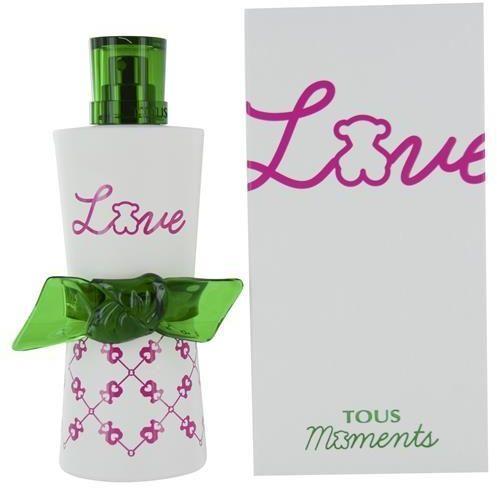 Love Moments by Tous for Women - Eau de Toilette, 50ml