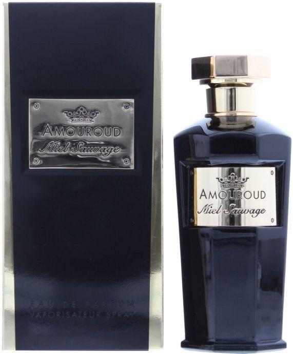 Miel Sauvage by Amouroud Unisex Perfume - Eau de Parfum, 100ml