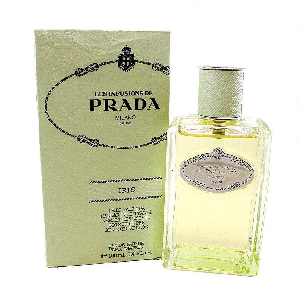 Milano Infusion D Iris by Prada for Women - Eau de Parfum, 100ml