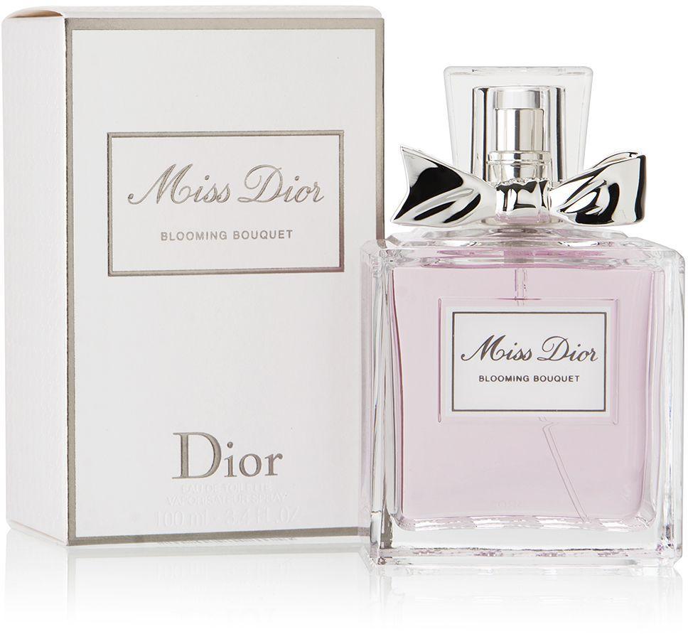 Miss Dior Blooming Bouquet by Christian Dior for Women - Eau de Toilette, 100 ml