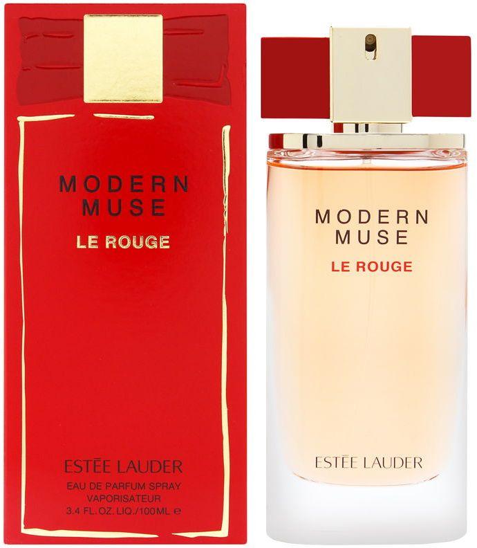 Modern Muse Le Rouge by Estee Lauder for Women - Eau De Parfum, 100 ml