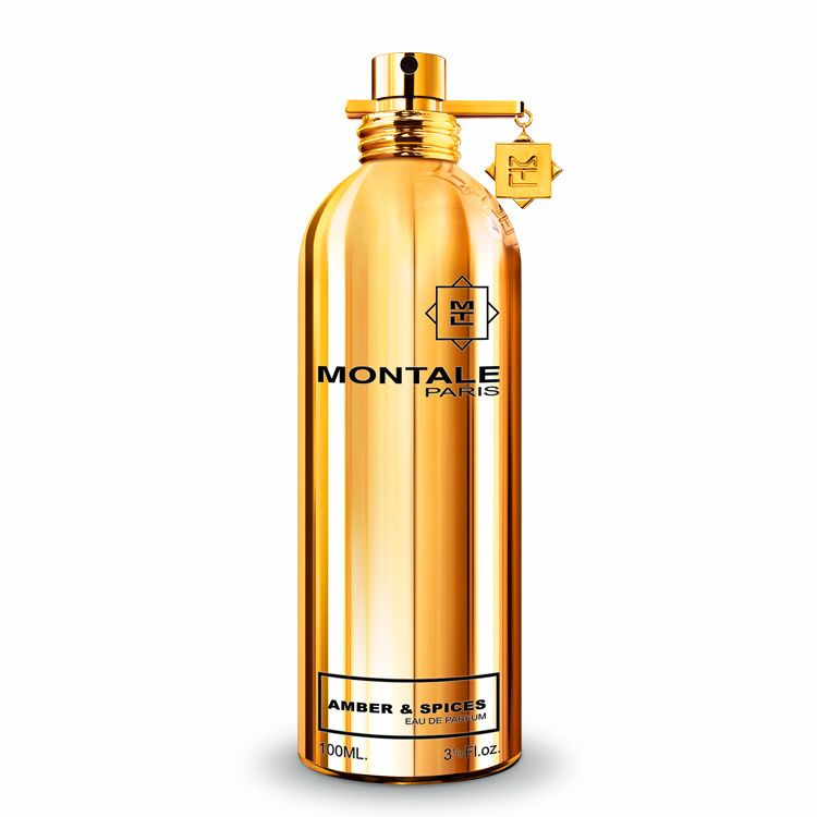 Montale MON018 Montale Amber And Spices For Women- Eau De Parfum, 100 Ml