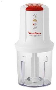 Moulinex AT711 Moulinette Chopper - 500 ml, 400 Watt - White