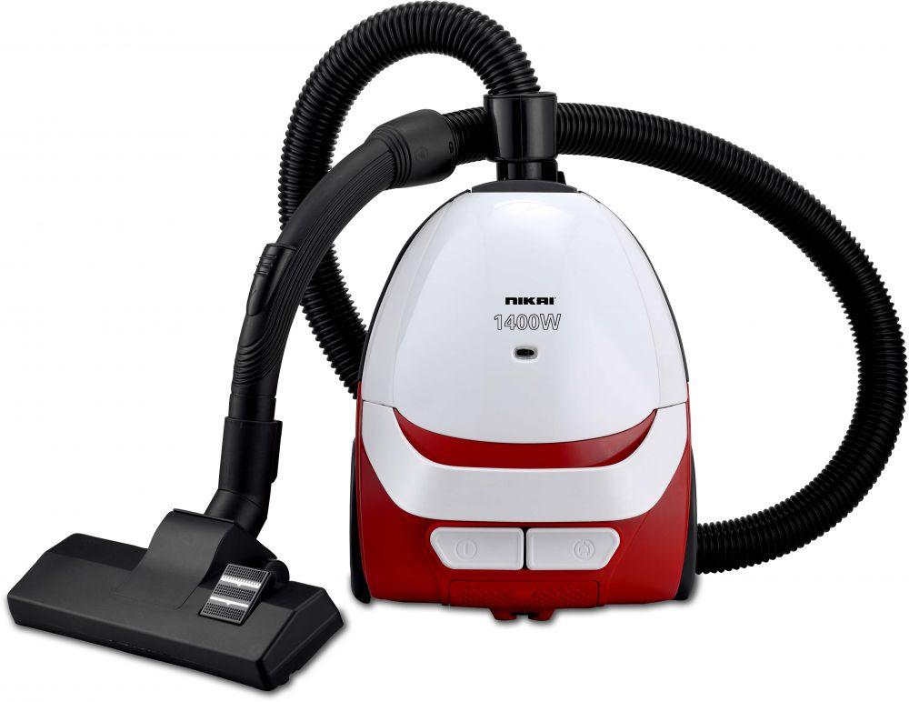 Nikai Vacuum Cleaner ,1400 W,NVC2302A1, Multi Color