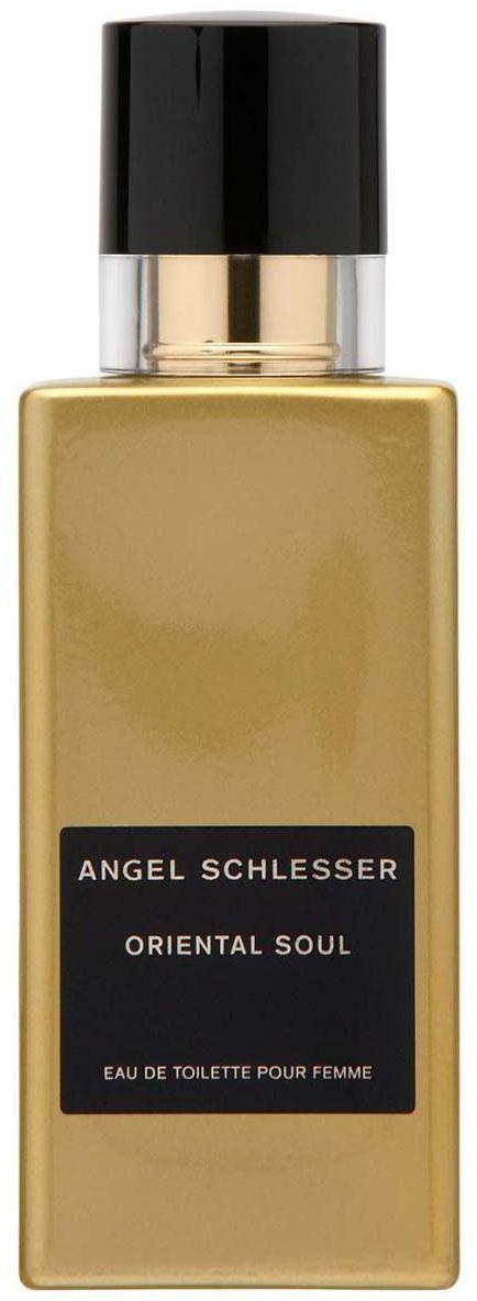 Oriental Soul Pour Femme by Angel Schlesser for Women - Eau de Toilette, 100ml