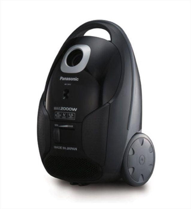 Panasonic MC-CJ913 Canister Vacuum Cleaner, Black