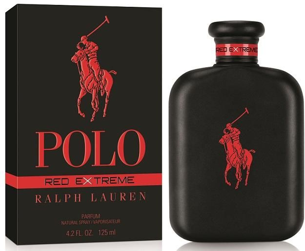 POLO RED EXTREME PARFUM RALPH LAUREN 125ML