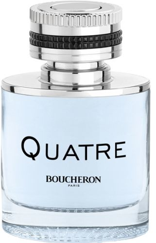 Quatre Pour Homme by Boucheron for Men - Eau de Toilette, 50 ml