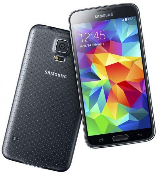 Samsung Galaxy S5 - 16GB, 3G + Wifi, Charcoal Black