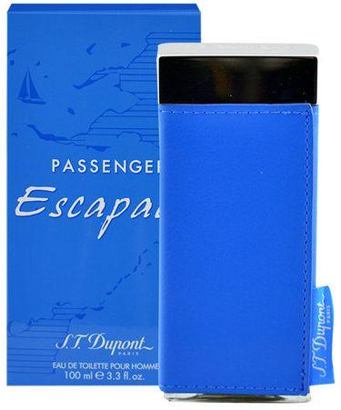 S.T. Dupont Passenger Escapade Eau De Toilette Pour Homme ,100 ml