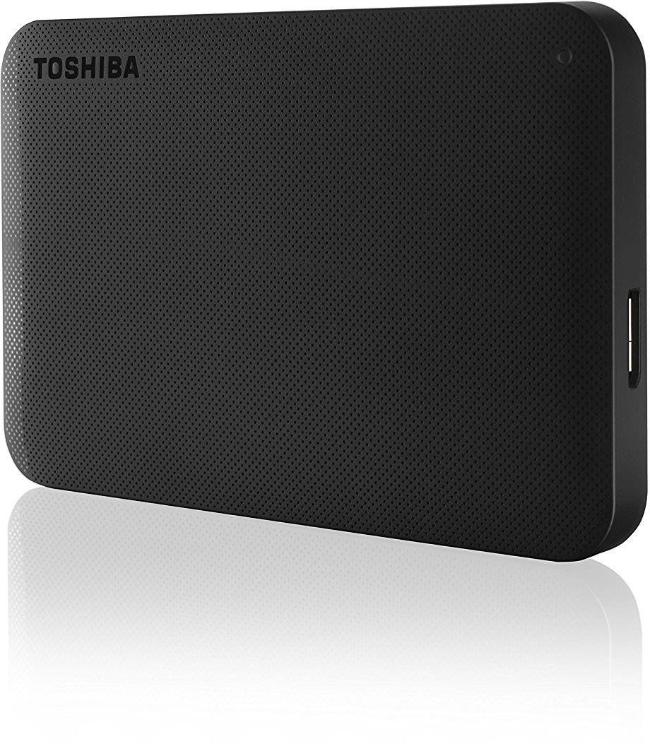 Toshiba 500GB Canvio Ready Portable USB3.0 Hard Drive Black -HDTP205EK3AA