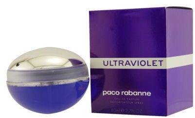 Ultraviolet By Paco Rabanne For Women - Eau De Parfum, 80 ml