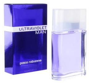 Ultraviolet Man by Paco Rabanne for Men - Eau de Parfum, 100ml