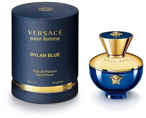 Versace Pour Femme Dylan Blue For Women 100 ml - Eau De Parfum