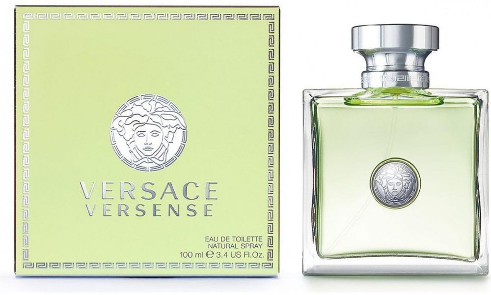 Versense By Versace For Women - Eau De Toilette, 100 ml