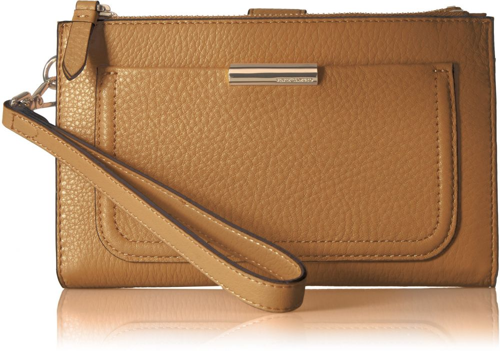 Vince Camuto Wristlet for Women - Brown