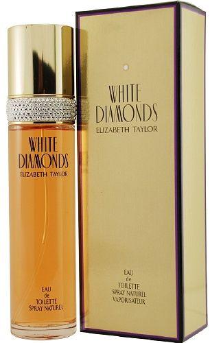 White Diamonds by Elizabeth Taylor for Women -Eau de Toilette, 50 ml-