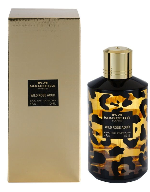 Wild Rose Aoud By Mancera For Unisex - Eau De Parfum, 120 ml
