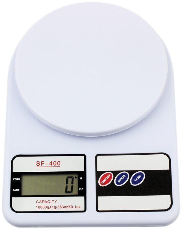 ميزان الكتروني للمطبخ حمولة 10 كجم