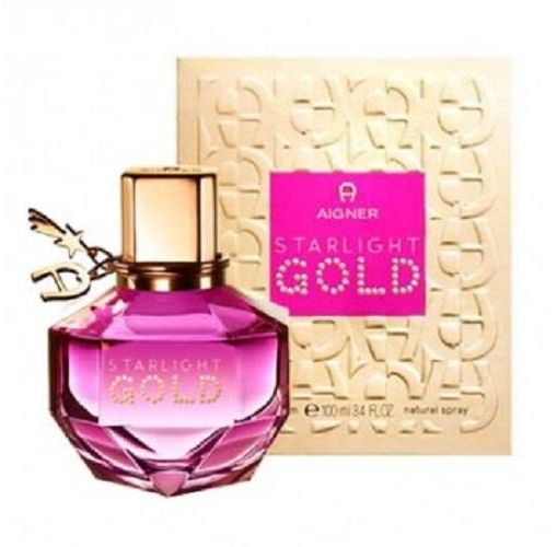 Aigner Starlight Gold For Women 100ml - Eau de Parfum