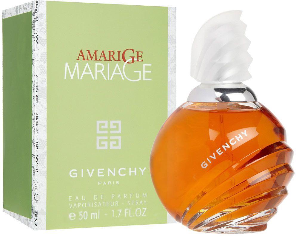 Amarige Mariage by Givenchy for Women - Eau de Parfum, 50 ml