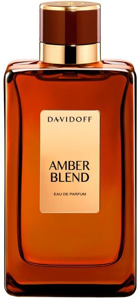 Amber Blend by Davidoff for Unisex - Eau de Parfum, 100ml