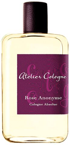 Atelier Rose Anonyme For Unisex 200ml - Eau de Cologne