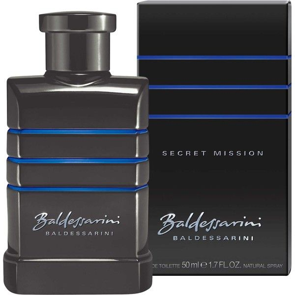 Baldessarini Secret Mission For Men 50Ml - Eau De Toilette
