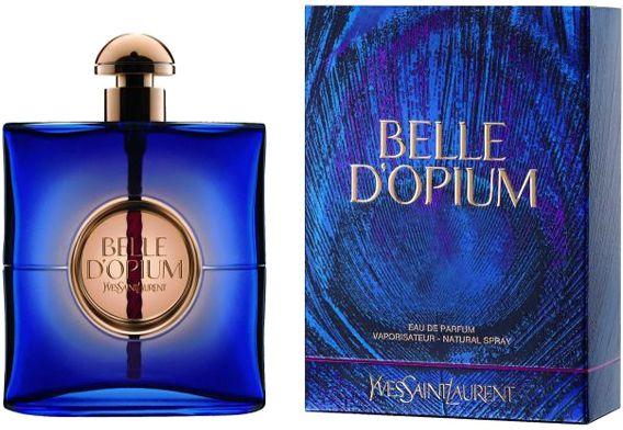Belle d`Opium by Yves Saint Laurent for Women - Eau de Parfum, 50ml