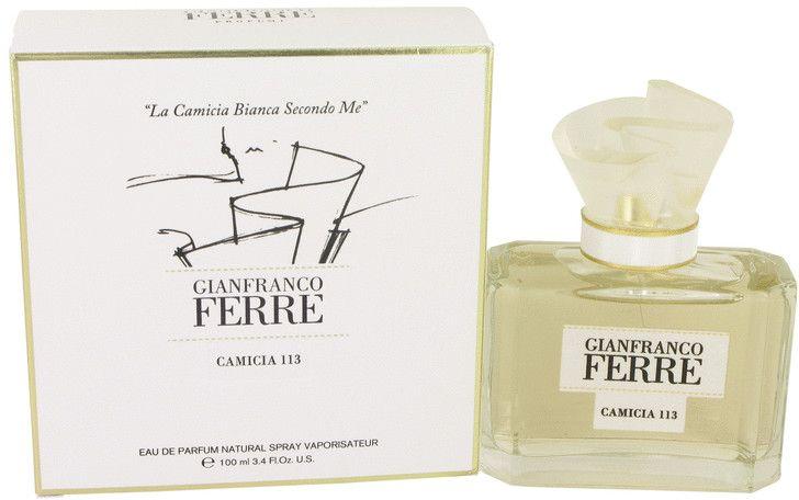 Camicia 113 by Gianfranco Ferre for Women - Eau de Parfum, 100ml