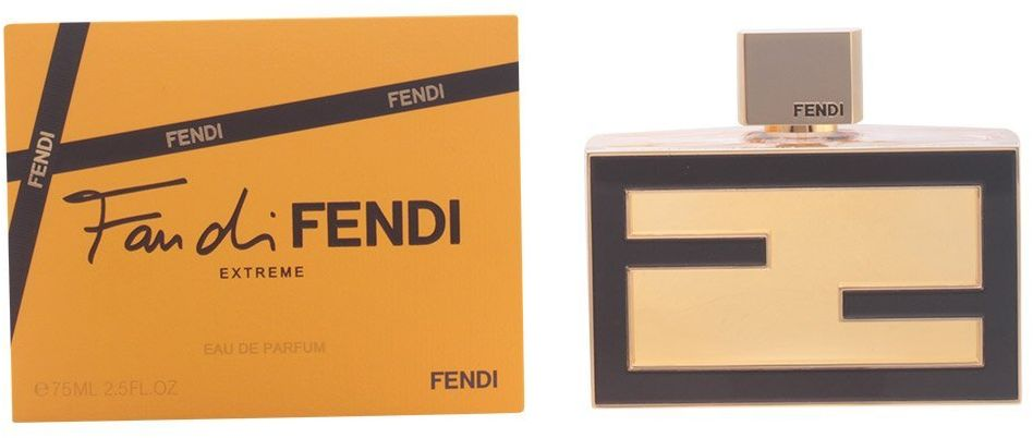 Fan Di Fendi Extreme by Fendi for Women - Eau de Parfum, 75ml