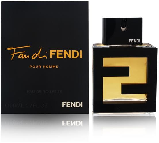 Fan di Fendi Pour Homme by Fendi 50ml Eau de Toilette
