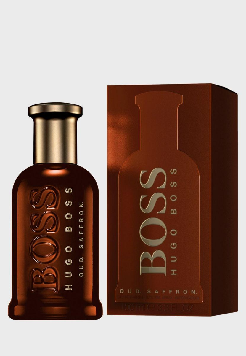 HB BOSS BOTTLED OUD SAFFRON (M) EDP 100m