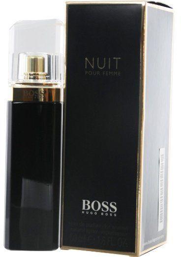 Hugo Boss Nuit Pour Femme For Women 50 ml, Eau de Parfum
