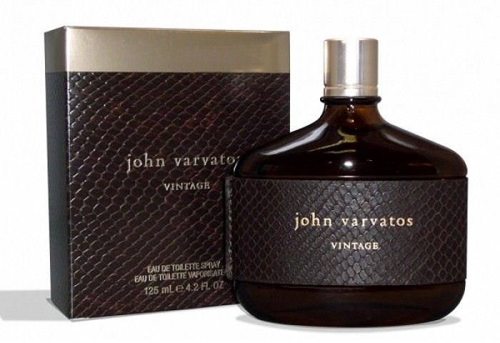 John Varvatos Vintage for Men -125ml, Eau de Toilette,