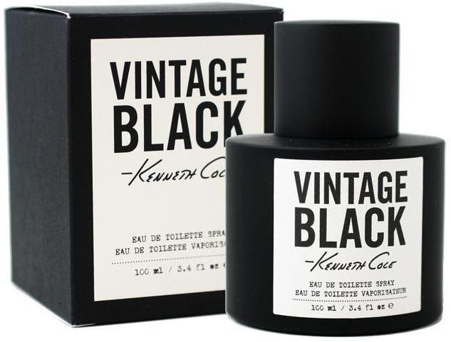 Kenneth Cole Vintage Black Eau de Toilette for Men 100ml