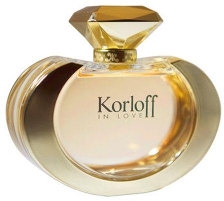 korloff In Love For Women- Eau De Parfume, 50 ml