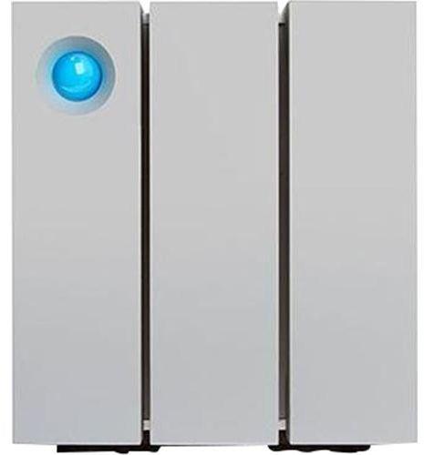 LaCie 8TB 2big Thunderbolt 2 Series 2-Disk RAID & USB 3.0 for PC/MAC - Professional RAID Desktop Storage Solution