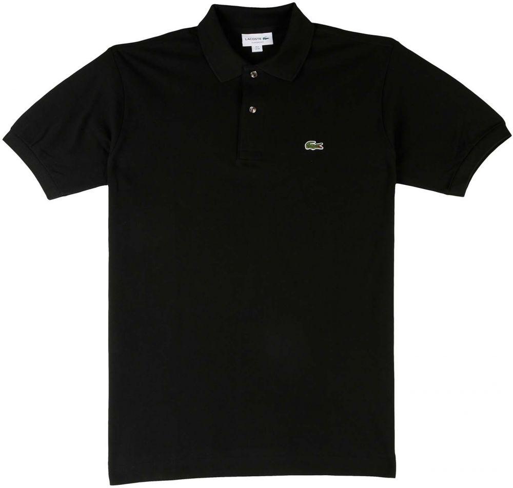 Lacoste Polo for Men, Black - L