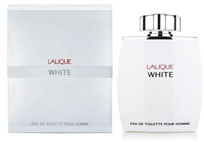 Lalique White Pour Homme for Men (Eau De Toilette, 125 ml)