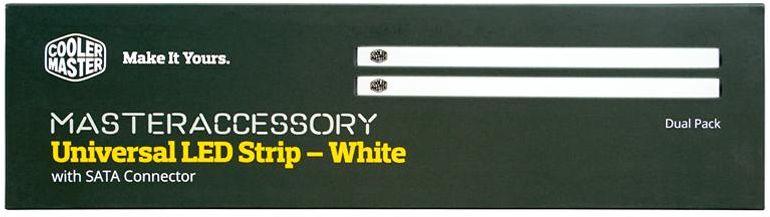 MCA-U000R-WLS000-Cooler Master Single LED Strip White