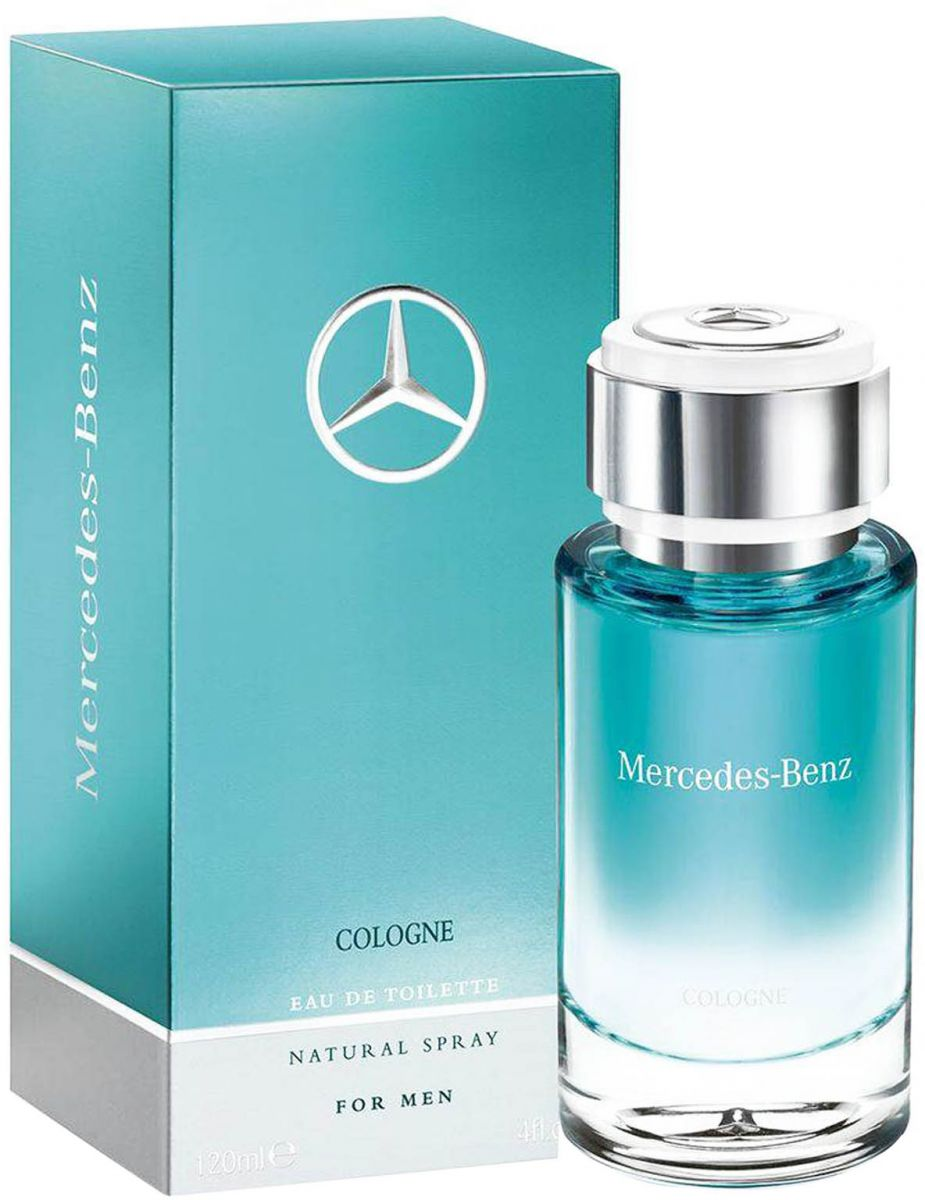 Mercedes Benz Cologne For Men 120ml - Eau de Toilette