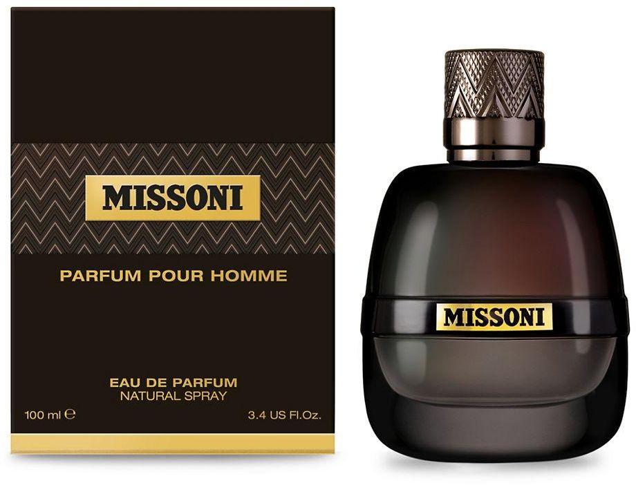 Missoni Parfum pour homme - perfume for men Eau De Parfum EDP 100ml