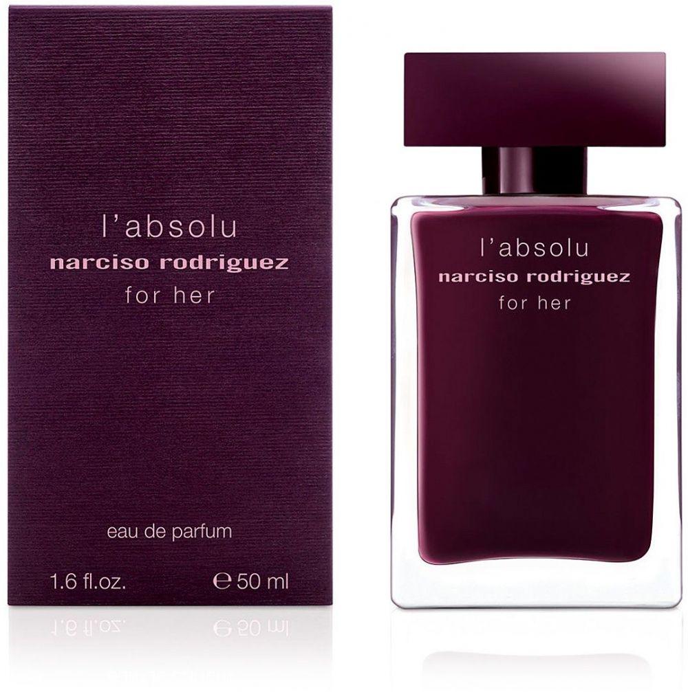 Narciso Rodriguez L'Absolu for Women Eau de Parfum - 50 ml