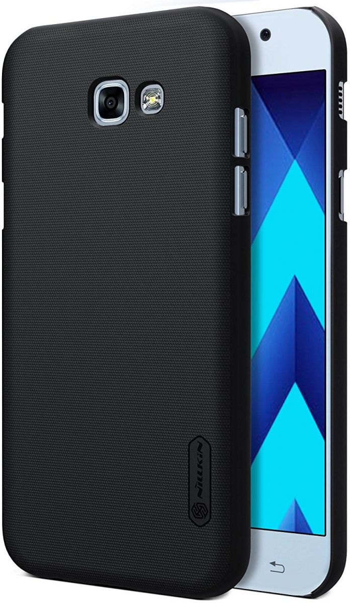 Nillkin Samsung Galaxy A7 2017 hard Case - Black