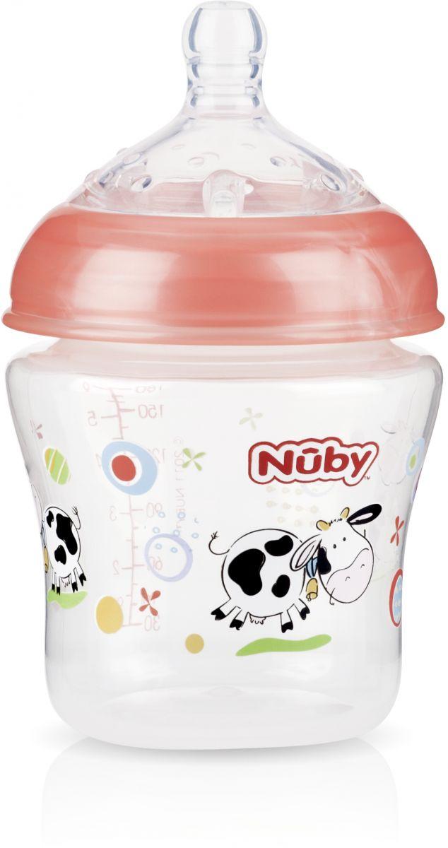 Nuby 68056 Natural Soft Flex Nurser, Pack of 1