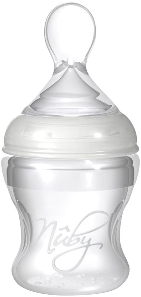 Nuby Natural Touch 67275 Infafeeder, 150 ml - Multi Color