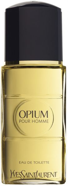 Opium Pour Homme by Yves Saint Laurent for Men - Eau de Toilette, 100ml