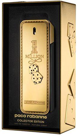 Paco Rabanne 1 Million Monopoly For Men 100ml - Eau de Toilette