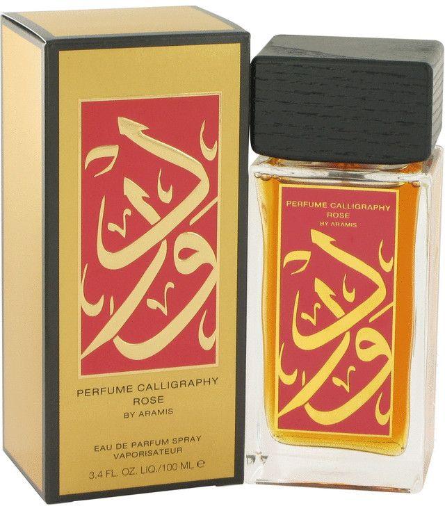 Perfume Calligraphy Rose by Aramis for Women - Eau de Parfum, 100ml